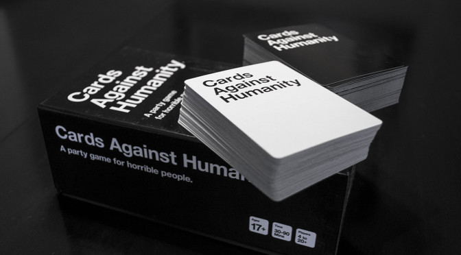 The game for awful people