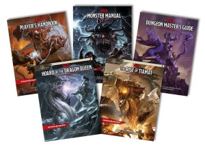 D&D Role playing Game