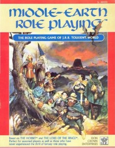 Middle Earth Role Playing Game