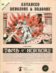 Old school role playing game