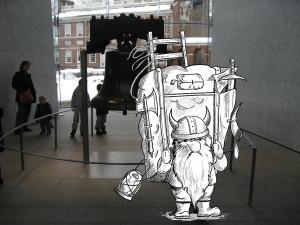 Oger the traveling dwarf
