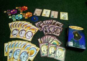 Kickstarter indie card games